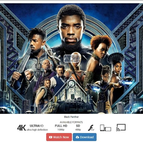 Putlocker Black Panther