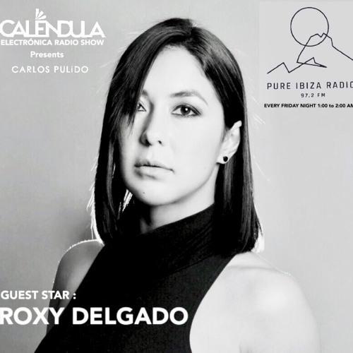 Pure Ibiza Radio - Caléndula Electronica - Mix by Roxy Delgado 12/04/2018