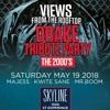 VIEWS FROM THE ROOFTOP PROMO MIX by Kwite Sane