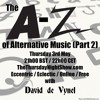 The A-Z of Alternative Music (Part 2)