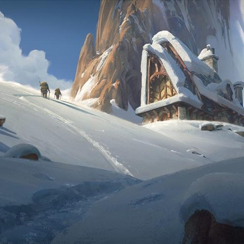 Snow mountain -Orchestral