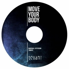 Tchami - Bump N Grind x Move Your Body [Mashup]