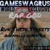 Run These Streets-(Acappella Freestyle)