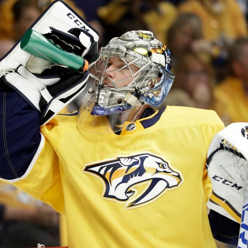 Predators' Rinne makes 'the save' of the 2018 Stanley Cup Playoffs