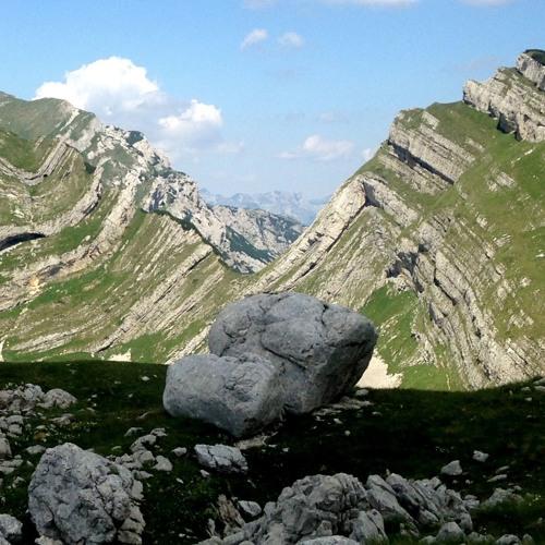Folded Peaks