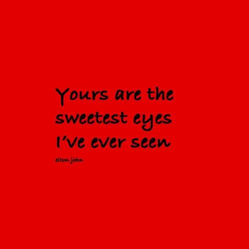 Your Song (Elton John) Cover