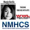 Tracking Your Kids With Apps || Margie Barilla discusses LIVE (5/1/18)