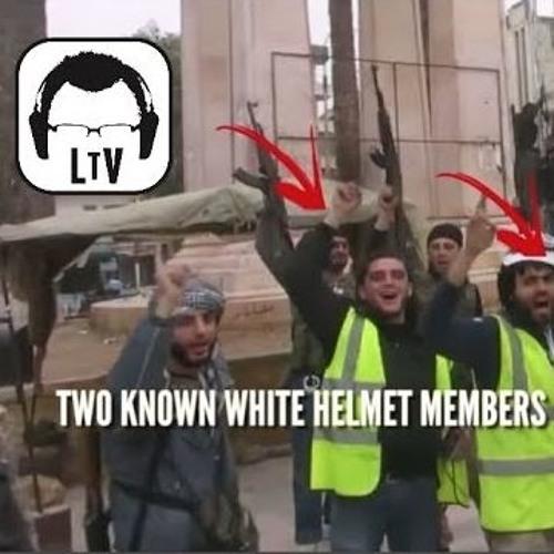 5.4.2018: Trump Halts Funding to White Helmets #QAnon