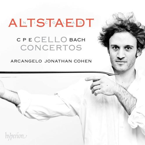 CPE Bach: Cello Concerto In A Minor, H432 Wq170 - 1st movt, Allegro Assai