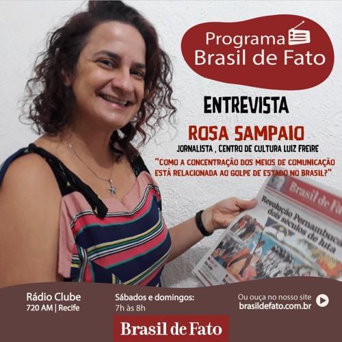 Ouça o Programa Brasil de Fato - Edição Pernambuco - 05/05/18