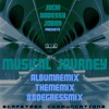 JUCHI ODDESSY JOBIM - MUSICAL JOURNEY.88degreesmix - deep.tech.housemusic