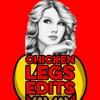 Taylor Swift - Delicate (chicken Legs Edit)
