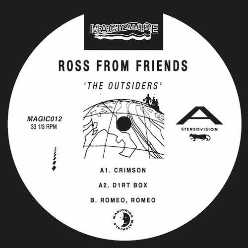 """MAGIC012 - Ross From Friends """"The Outsiders"""""""
