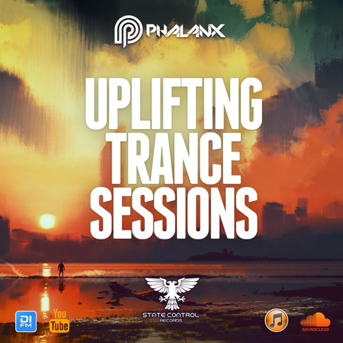 Uplifting Trance Sessions EP. 383 / 06.05.2018 on DI.FM
