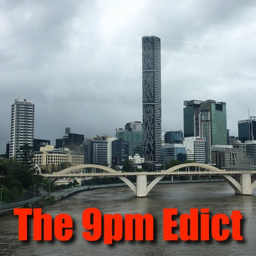 "Announcing ""The 9pm Brisbane Forum"""