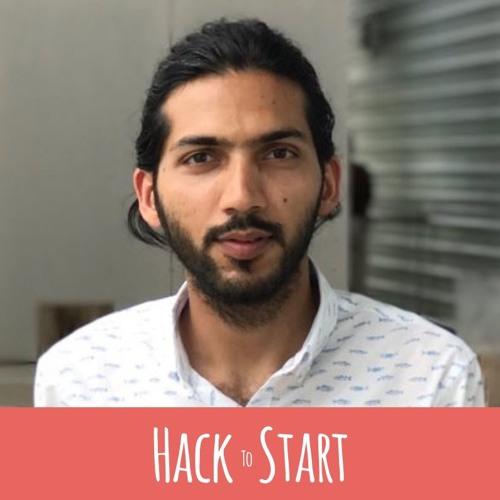 Hack To Start - Episode 194 - Waqas Ali, Co-founder, Atoms