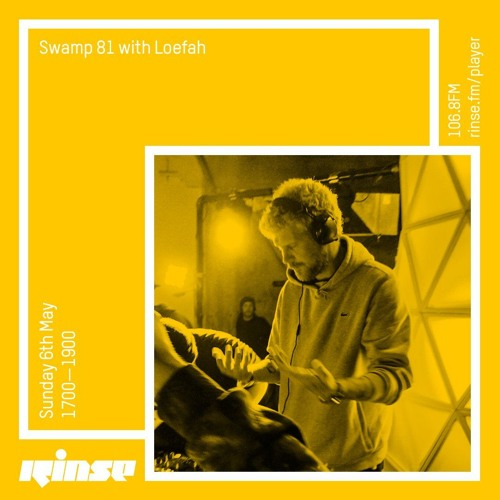 Swamp 81 with Loefah - 6th May 2018