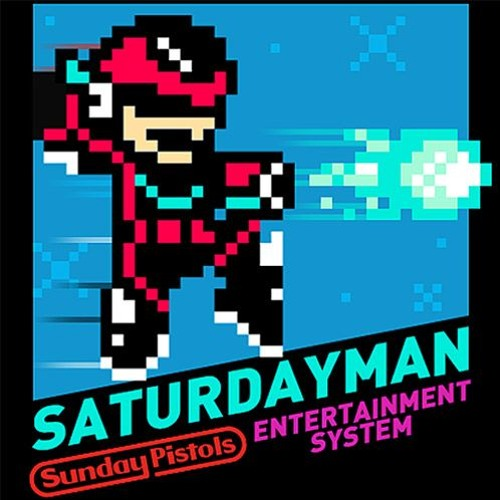 SaturdayMan NES Game