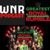 WNR156 WWE GREATEST RUMBLE