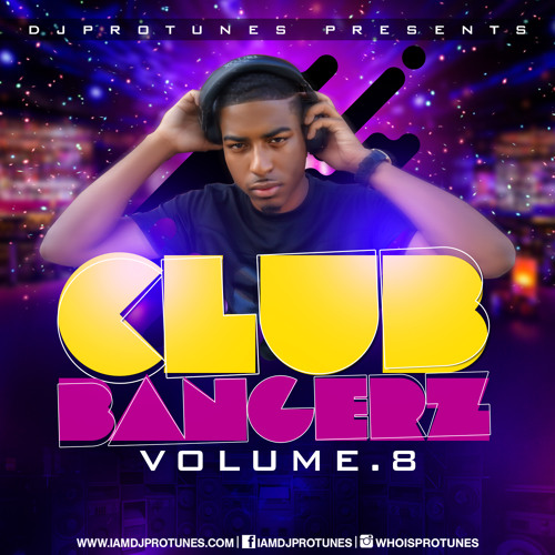 CLUB BANGERZ VOLUME.8 TOP 40,MOOMBAHTON, MAINSTREAM, HIP HOP,DANCEHALL (MAY 2018)