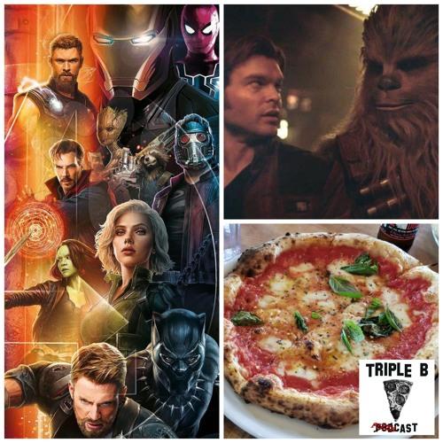 Episode 80 - Infinity War + Insomnium Tix (5 - 6 - 18)