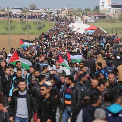 A new dawn?  Palestine, BDS & the Great Return March