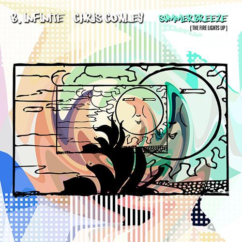 B.Infinite & Chris Cowley - Summerbreeze (Radio Mix) Snippet