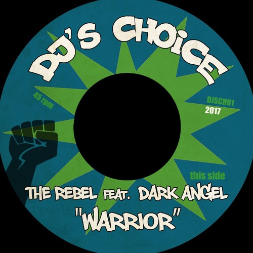 DJSCHO01 The Rebel Feat. Dark Angel - Warrior  (Vinyl/Digital)