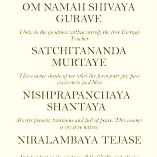Om Namah Shivaya Chant