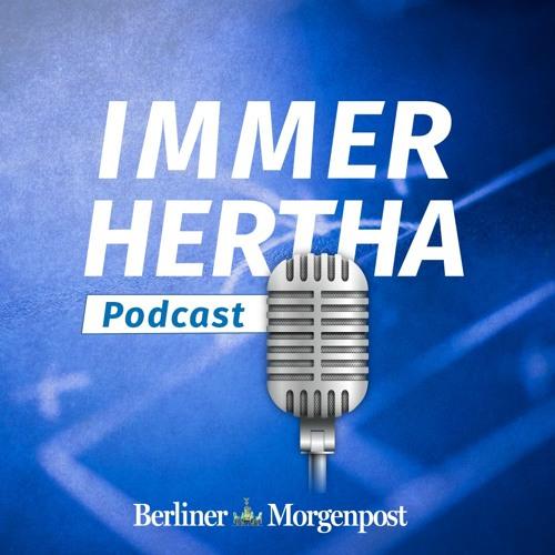 Immerhertha-Podcast #25 Hertha zündet den Klünter-Turbo