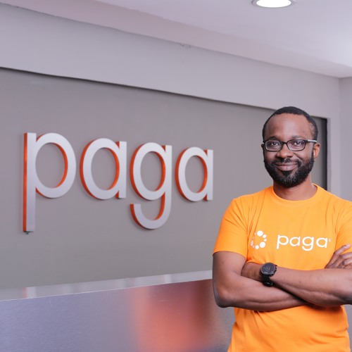 Tayo Oviosu, Founder and CEO of Paga