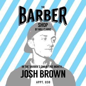 Will Clarke & Josh Brown - The Barber Shop 030 2018-05-07 Artwork