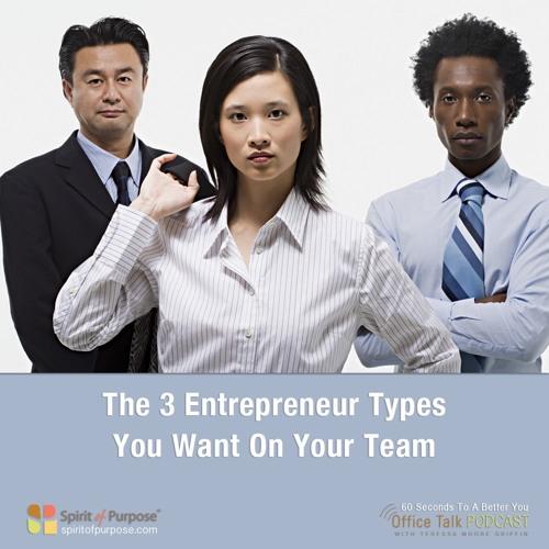 Entrepreneur Types for Your Team