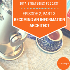 Episode 2, Part 3: Becoming an Information Architect