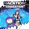 Halation Generation