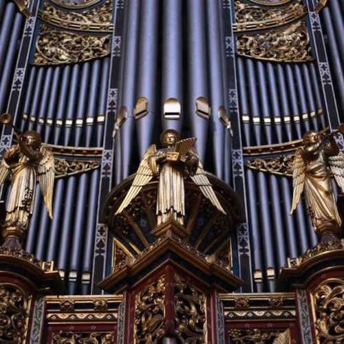 French Baroque Organ Music from Westminster Abbey - Terence Charlston