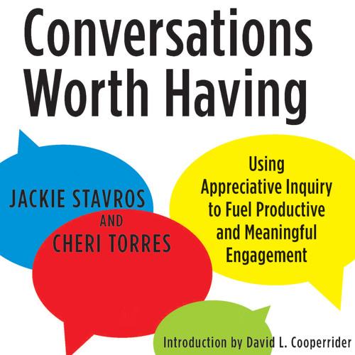 Conversations Worth Having - Audiobook Excerpt
