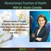 Fountain of Health is Here: Dr. Kristin Comella on Stem Cell Therapy