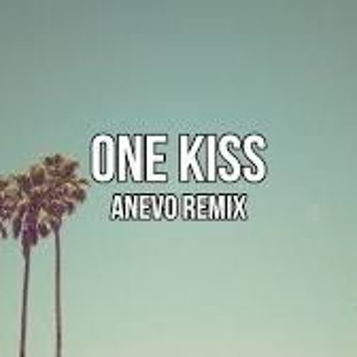 Calvin Harris, Dua Lipa - One Kiss (Anevo Cover Remix) (dance-edm)