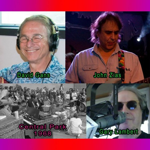 Tales from the Golden Road with John Zias - May 6, 2018