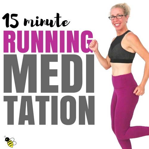 15 Minute RUNNING Meditation | RUN For Your Body And Mind