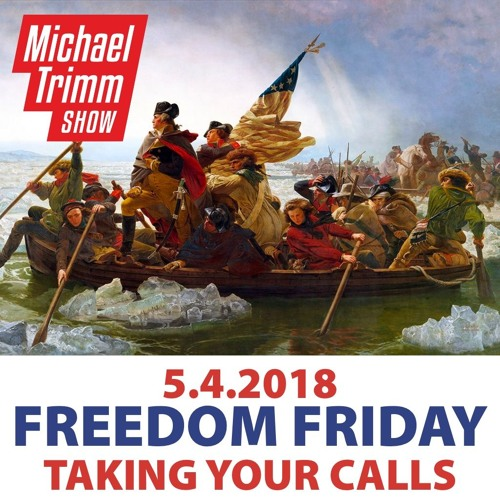 5.4 FREEDOM FRIDAY - TAKING YOUR CALLS!