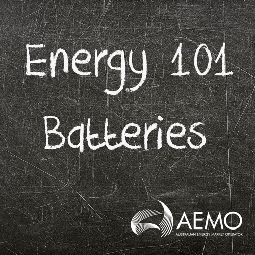 Energy 101 - Batteries