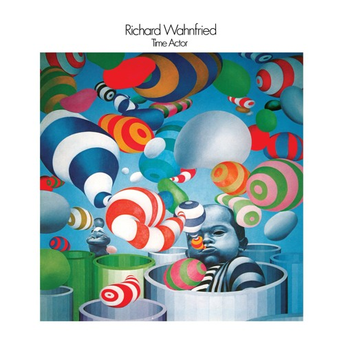Richard Wahnfried - Time Actor 2xLP SNIPPETS
