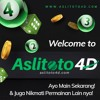 AsliToto4D | Togel Online | Live Casino | Mini Games | Live Draw | Tebak Angka Berhadiah