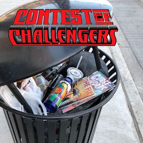 Free Comics For The Trash Day 2018 (Contest of Challengers)
