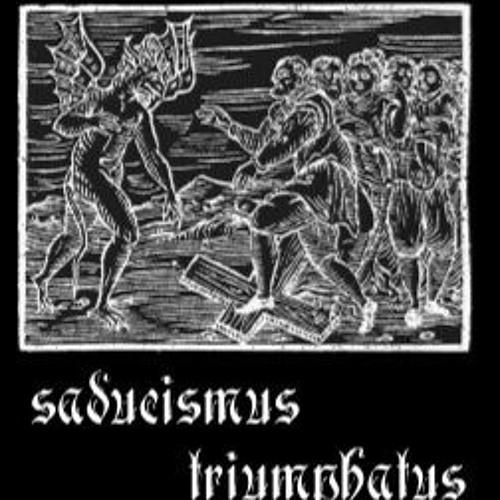 essence 010 – Corpusculum – Saducismus triumphatus