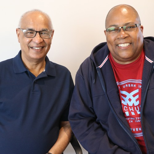Alfred Samuels interviews Prostate Cancer Clinical Nurse Specialist Suresh Rambaran