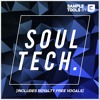 Soul-Tech - Drums Demos (Sample Pack)