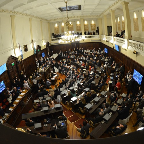 Sesiones del Senado